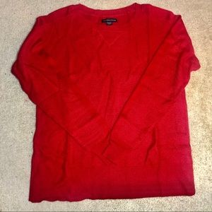 Beautiful Red Sweater NWT